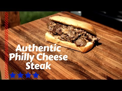 Philly Cheese Steak | Blackstone Griddle Recipe
