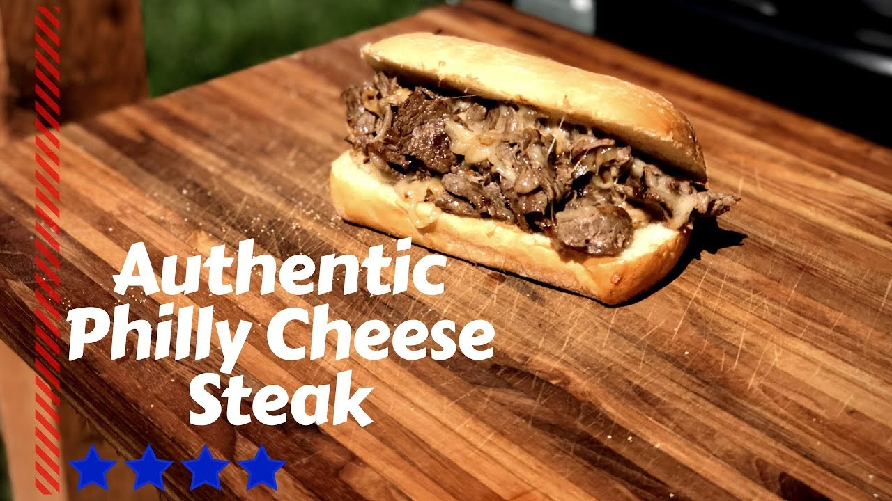 how to make philly cheese steak on a griddle