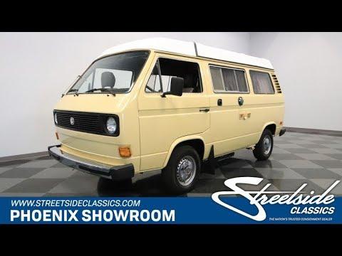 1980 Volkswagen Westfalia Camper for sale | 0899 PHX