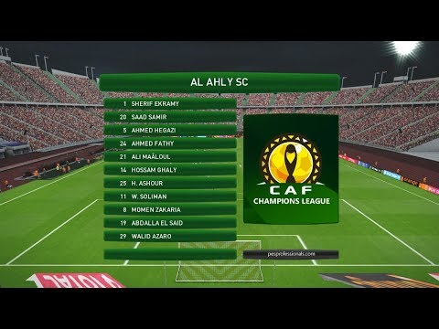 Al ahly vs Wydad Full Match | Final CAF Champions League 2017-18 | Gameplay