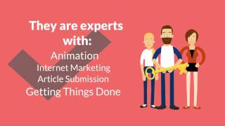 $20 Dollar Animated Explainers & Whiteboard Videos - Template 0002