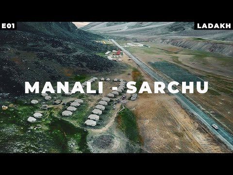 Ladakh Road Trip | Delhi - Manali - Sarchu | Point Of View - Part 1
