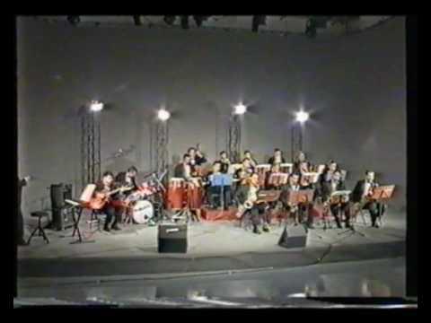 Canal 4 Palma de Mallorca Tito Capblanguet con Quorum Jazz Band