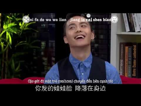 [Vietsub-Kara] Mã Thiên Vũ - Mặt trẻ con /  马天宇 - 娃娃脸
