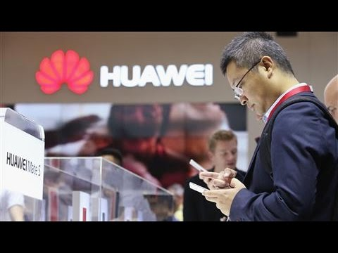 Huawei Boosts Mobile Payment In China