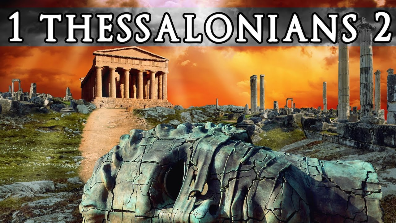 The Books Of Thessalonians - 1 Thessalonians 2  Watch New Series