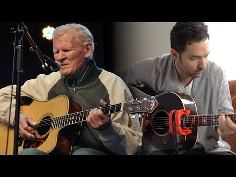 From Doc Watson to Carl Miner: The Power of Bluegrass Crosspicking