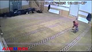 Мечеть. Маленький ребенок