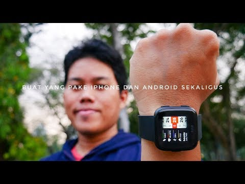 Fitbit Versa Smartwatch Unboxing & Review Indonesia