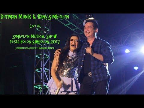 Dorman Manik & Rany Simbolon Live at Simbolon Musical Show 2017
