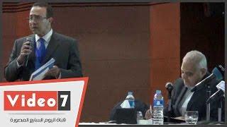 خالد أبو زيد: 18 دولة عربية تحت خط الفقر المائى