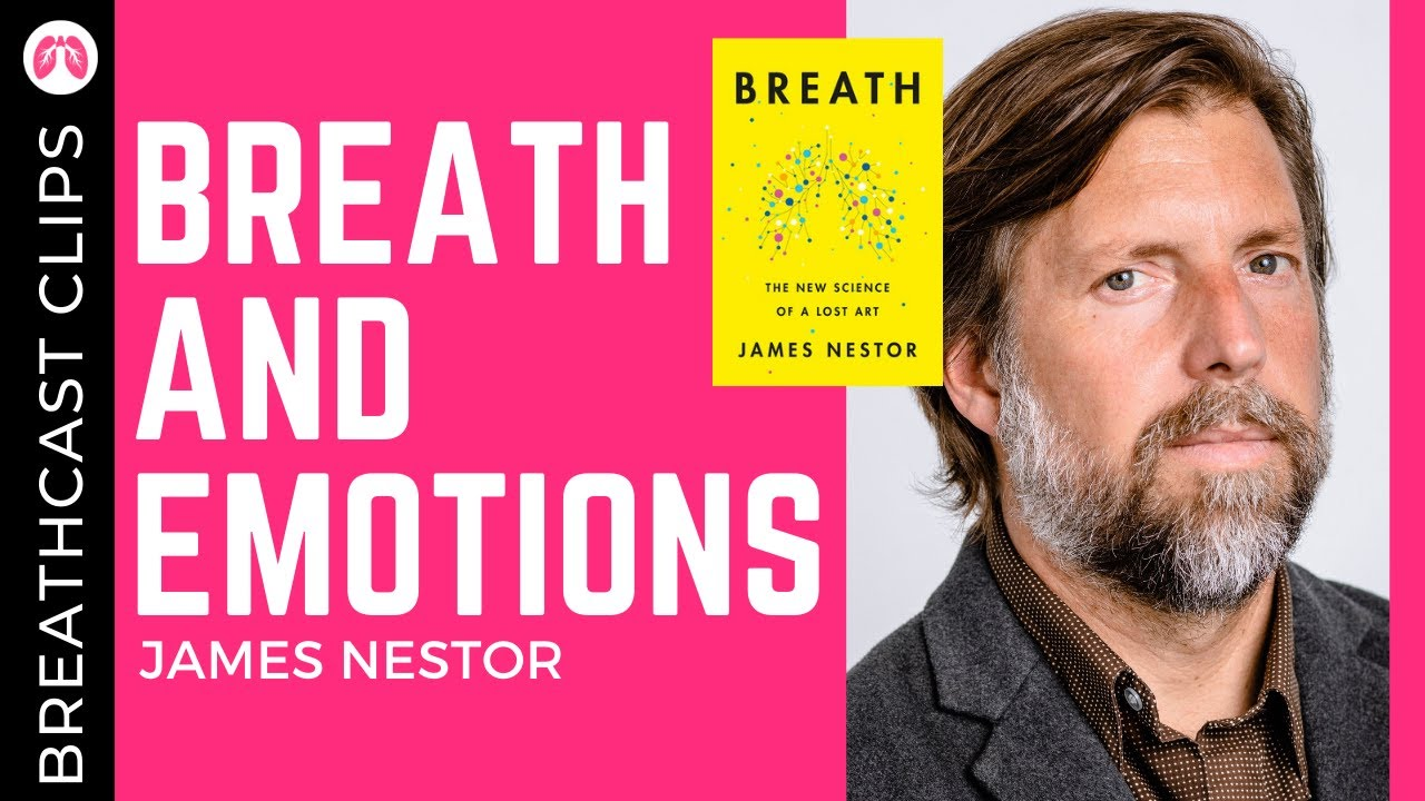 Why do we release emotions during breath work? | TAKE A DEEP BREATH