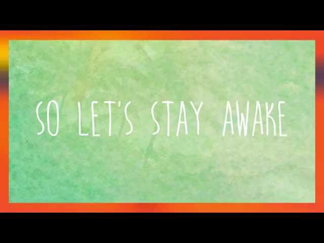 Stay Awake (Official Lyric Video) - IRATION