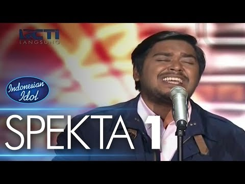 ABDUL - RAHASIA HATI Element - SPEKTA 1 - Indonesian Idol 2018