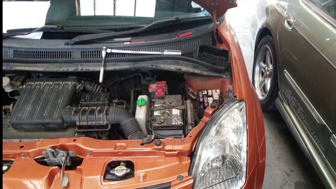 2005 suzuki swift fuse box locations and fuse card - youtube  youtube