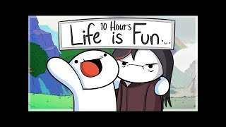 Life is Fun - Ft. Boyinaband (UNOfficial Music Video) 10 HOURS