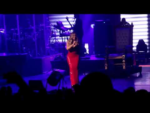 Touch My Body/I Know What You Want/Obsessed - Mariah Carey - Live at Foxwoods Casino 10/14/2017