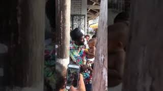 Buju Banton in Jamaica