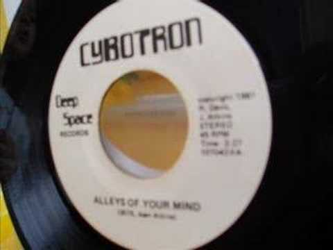Cybotron Alleys Of Your Mind