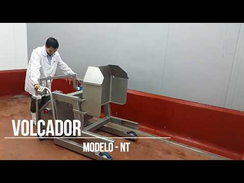 Volcador Carros Cutter - Backsaver NT