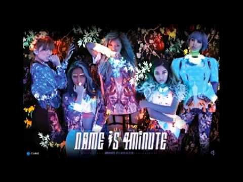 4Minute - What's your name [Full Album]