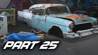 Need for Speed Payback Gameplay Walkthrough Part 25 - CHEVY BEL AIR Derelict Guide