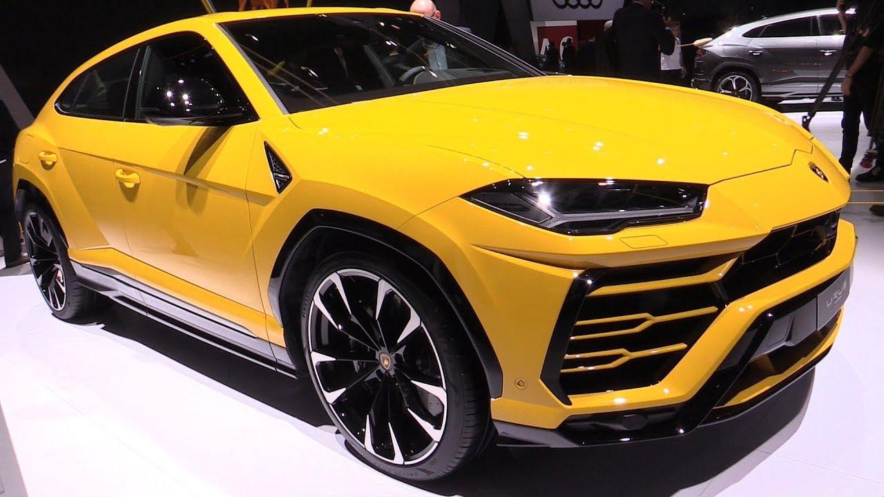 2018 Lamborghini Urus Super Spot Suv Exterior And Interior Walkaround 2018 Genava Motor Show