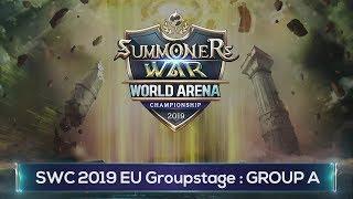 EN Summoners War  Group A Players