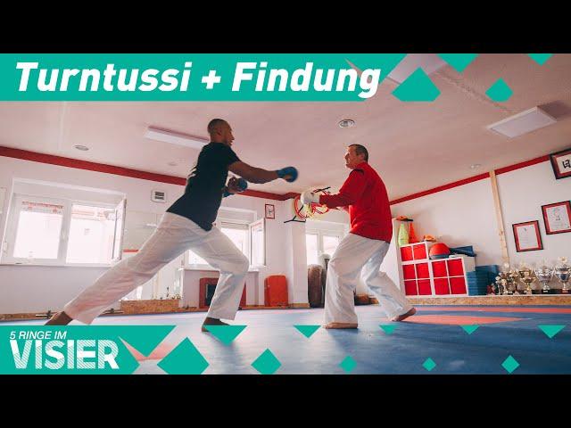 Folge 06 | Turntussi + Findung | 5 Ringe im Visier