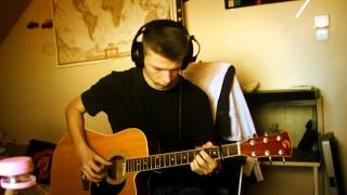 Adele - Someone Like You (fingerstyle guitar cover)