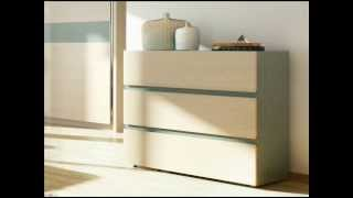 Мебель для спальни - Чешская мебель коллекция Elea(Коллекция ELEA спроектирована дизайнером Вацлавом Ржигой эксклюзивно для JITONA. Подробно о коллекции http://linedesig..., 2013-04-29T07:54:14.000Z)