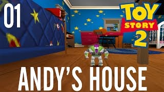 Toy Story 2 | Casa do Andy #1