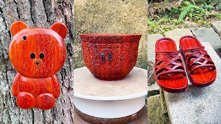 Wood Carving 2021 | Amazing 12 Creation DIY Homemade - Woodworking Art #10