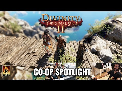 Divinity: Original Sin 2 - How to Set Up Local Split Screen Co-Op