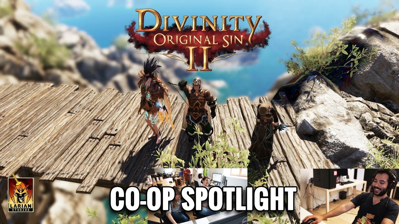 Divinity Original Sin 2 will have more ways to help or