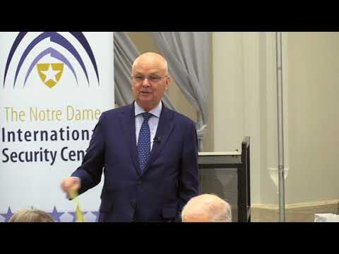 General Michael Hayden - Intelligence for a Rapidly Changing World: What's New and What's the Same?