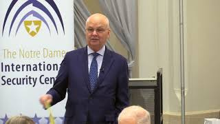 general michael hayden intelligence for a rapidly changing world whats new and whats the same?