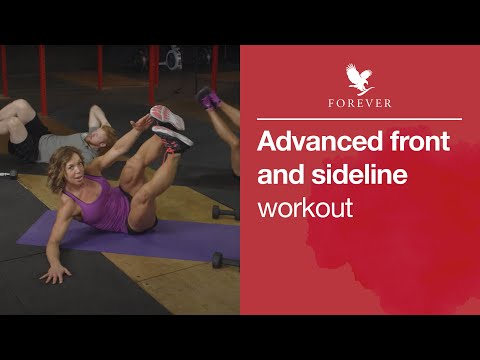 F15 Advanced - Front and Sideline Workout Two