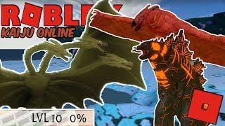 Roblox Kaiju Online - COMMENT À LEVEL UP FAST ON KAIJU ONLINE! (niveau 10!)