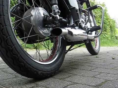 Matchless  G80S 500cc sound