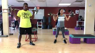Leg & Butt Extreme High Step 4.18.8 workout 2.3