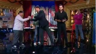 ПрожекторПерисХилтон, танец из рекламы Липтон(http://SerezhaWasHere.ru., 2011-09-24T22:23:18.000Z)