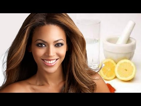 Beyonce Maple Syrup Diet