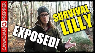 Survival Lilly Interview: Apocalyptic Bushcraft