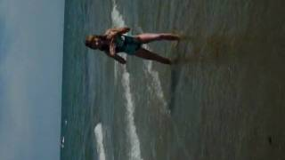 Hellie at Cervia Beach