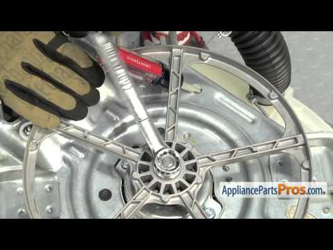Washer Mode Shifter & Shaft Assembly (part #WH38X10017) - How To Replace