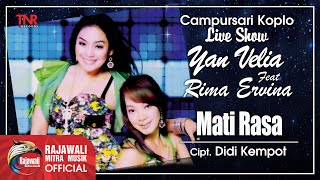 Top Hits -  Yan Vellia Feat Rima Ervina Mati Rasa