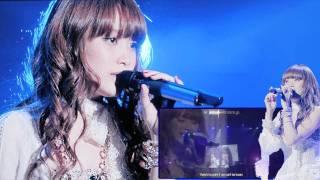 Hiiiii ! it's Yuii ! Here is my new fandub : Takahashi Ai's concert...