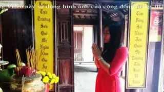 Ru giấc ngàn thu- Nhạc: Thu Huyền;  Lời thơ: mẹ Trần Thị Diêu