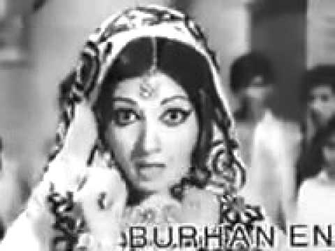 GOLDEN SONGS , NOOR JAHAN OLD PUNJABI SONG   KOI SARDA AYE TE SARE